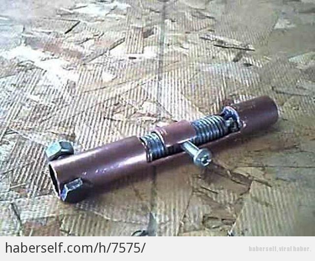 اموزش سلاح سرد Farklı Şekillerde Tasarlanmış 19 El Yapımı Silah ...