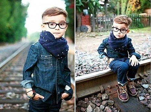 Dünyanın En Yakışıklı Çocuğunun 19 Fotosu